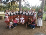 Почивка и участие на самодейците от Чепинци във фолклорния фестивал в Приморско