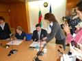 """Подписаха договора за проектиране на ГКПП """"Рудозем-Ксанти"""", очаква се същинската строителна дейност да стартира през март 2017-та"""