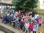 Малчугани посетиха полицейския участък в Рудозем