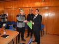 """Областният управител Недялко Славов беше домакин на делегация от """"Италианските планински части"""""""
