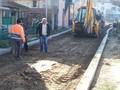 Тече усилена работа по реконструкцията на уличната мрежа в село Елховец