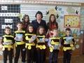 Празникът на буквите отпразнуваха първокласниците от училището в Елховец
