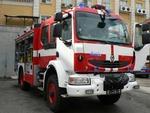 Пожар в сметище горя в Рудозем