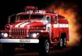 Пожарникари гасиха горящ комин в Бяла река