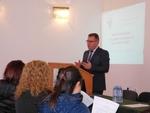Кметът на Рудозем Румен Пехливанов бе лектор във филиала на ВСУ в Смолян