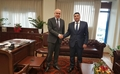 Областният управител на Смолян и новоизбраният префект на Източна Македония и Тракия ще продължат да работят съвместно за просперитета на транс-граничния регион